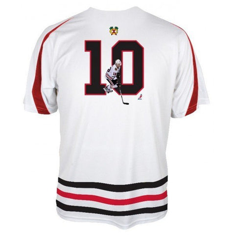 Chicago Blackhawks Youth Patrick Sharp Dri-Fit Jersey/Shirt - Pro Jersey Sports - 1
