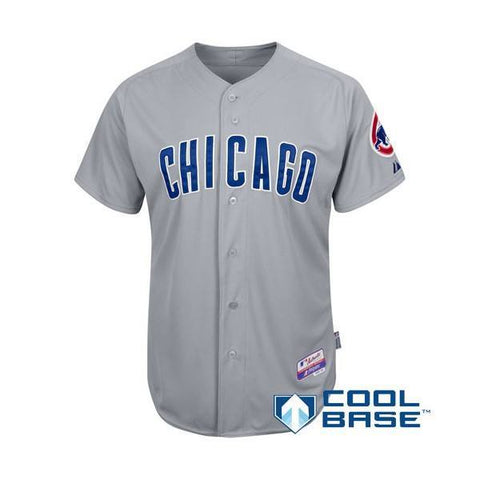 Chicago Cubs Authentic Road Cool Base Jersey - Pro Jersey Sports