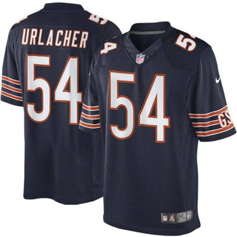 Nike Brian Urlacher Chicago Bears Limited Jersey