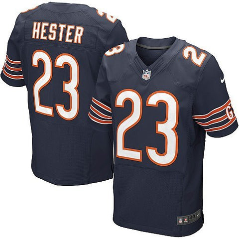 Nike Devin Hester Chicago Bears Elite Jersey - Navy