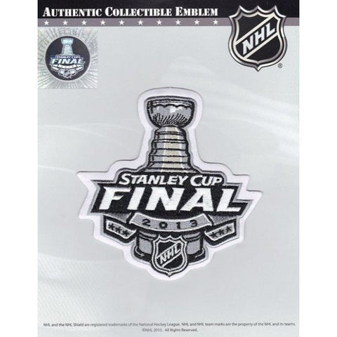 National Emblem Chicago Blackhawks 2013 Stanley Cup Finals Collectible Emblem