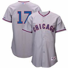 Kris Bryant Chicago Cubs 1959 Cooperstown Collection Cool Base Road Replica Jersey - Pro Jersey Sports