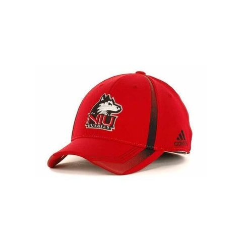 Northern Illinois Huskies NCAA Adidas Sideline Flex Cap - Pro Jersey Sports - 1