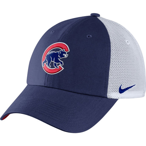 Men's Chicago Cubs Nike Royal 2016 World Series Bound Heritage 86 Dri-FIT Adjustable Hat