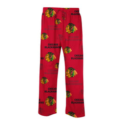College Concepts Chicago Blackhawks Mens Insider Pants - Pro Jersey Sports