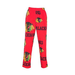 College Concepts Chicago Blackhawks Ramble Micro Fleece Pants - Men - Pro Jersey Sports
