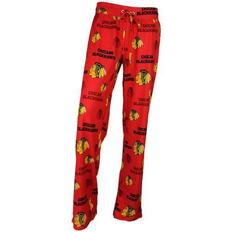 College Concepts Chicago Blackhawks Womens Insider Pants - Pro Jersey Sports