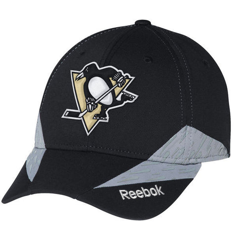 Pittsburgh Penguins NHL1415 Center Ice Practice Flex Fit Hat