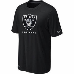 Men's Nike Las Vegas Raiders Adult Legend Elite Logo Dri-Fit Tee