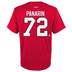 Artemi Panarin Chicago Blackhawks Youth Player Tee - Pro Jersey Sports - 1