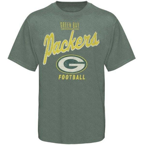 Green Bay Packers Inside The Line lll T-Shirt - Green - Pro Jersey Sports