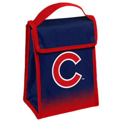 Chicago Cubs Gradient Lunch Bag