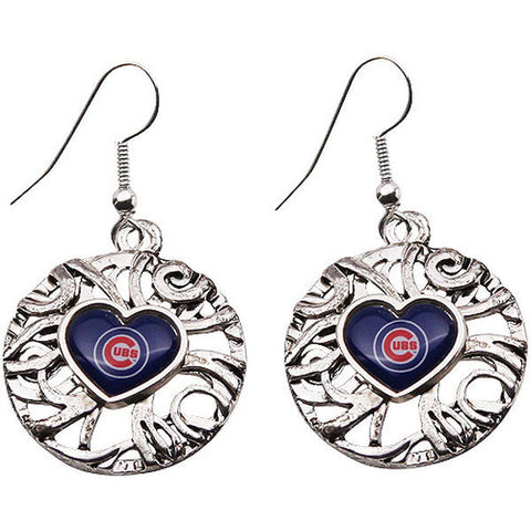 Chicago Cubs Grace Ivy Earrings