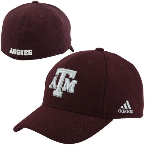 Texas A&m Aggies Finished Goods Primary Color Flex Fit Hat