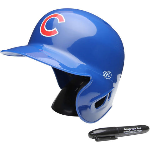 Chicago Cubs Rawlings Mini Replica Helmet - Pro Jersey Sports - 1