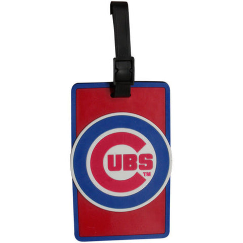 Chicago Cubs Soft Bag Tag - Pro Jersey Sports - 1
