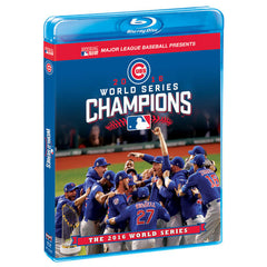 Chicago Cubs 2016 World Series Champions Commemorative Blu-Ray - Pro Jersey Sports