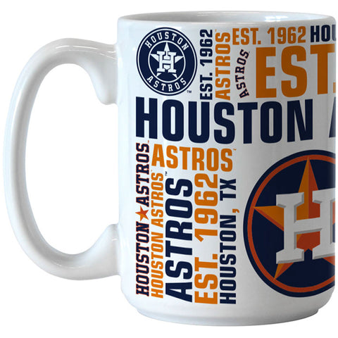 Houston Astros 15oz. Spirit Mug