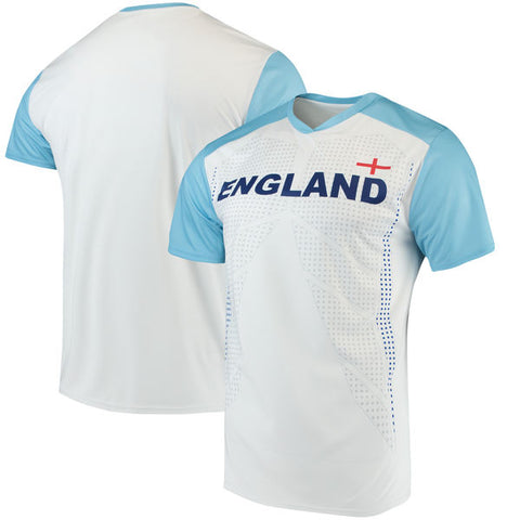 Youth Team England Federation Soccer Jersey Shirt Performance Tee