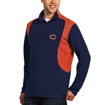 Chicago Bears Delta 1/4 Zip Track Jacket