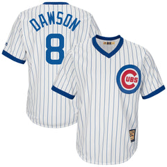 Andre Dawson Chicago Cubs Home Cool Base Cooperstown Collection Jersey