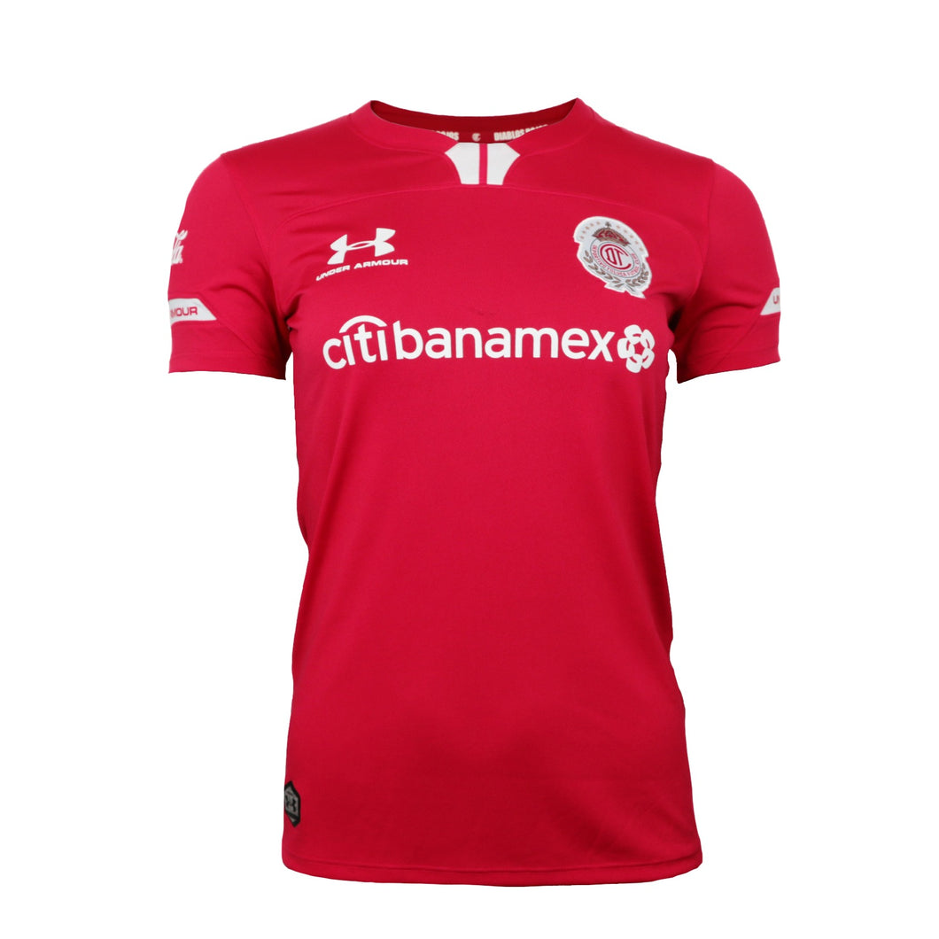 Jersey Local Toluca para Mujer