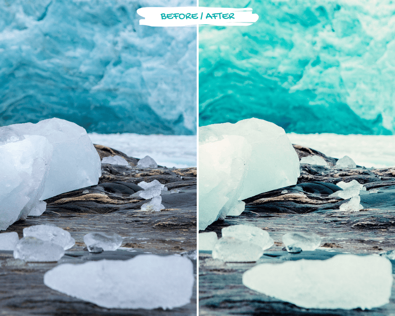 Icy Blues Presets