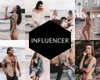 StephPresets Influencer Presets