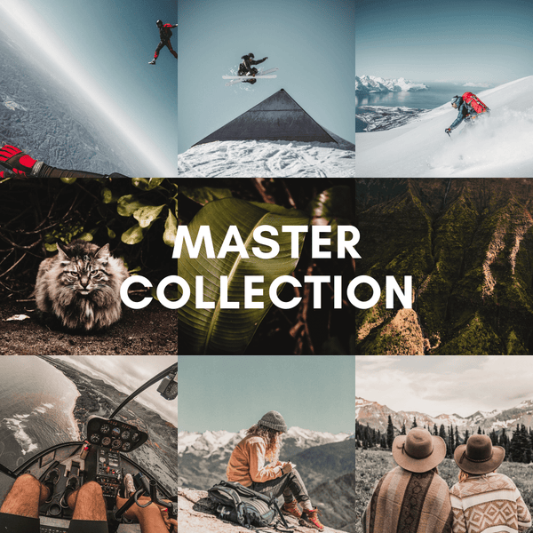 Master Collection with 110 presets