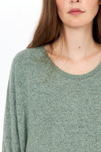 Load image into Gallery viewer, Biara Sweater in Green - Renaissance Boutiques Ireland