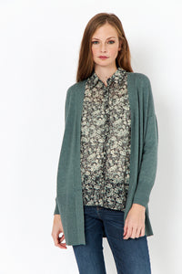Dollie Cardigan in Green - Renaissance Boutiques Ireland