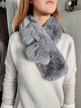 Load image into Gallery viewer, Faux Fur Scarf (multiple colours available) - Renaissance Boutiques Ireland