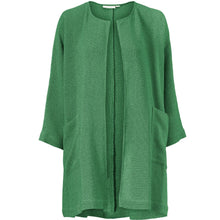 Load image into Gallery viewer, Jarmis Bouclé Jacket in Bottle Green Jacket Masai