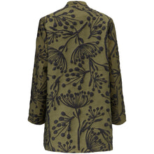 Load image into Gallery viewer, Josefi Lined Jacket in Green - Renaissance Boutiques Ireland