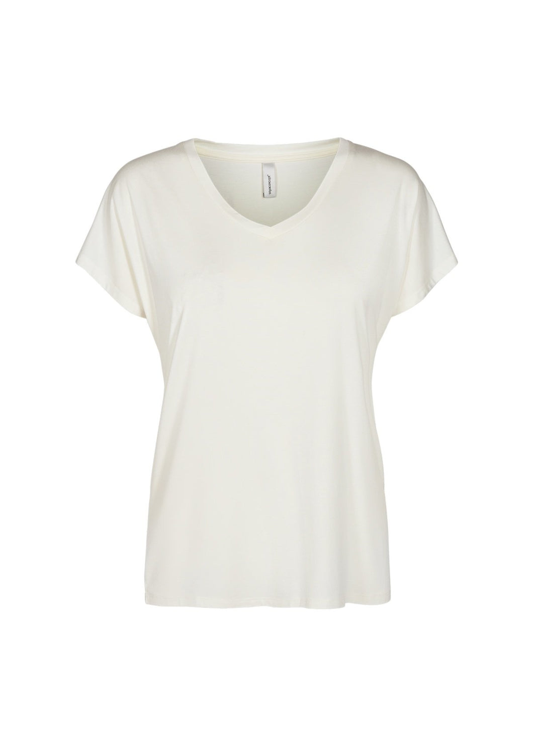 Marica T Shirt In Off White T-Shirt Soyaconcept