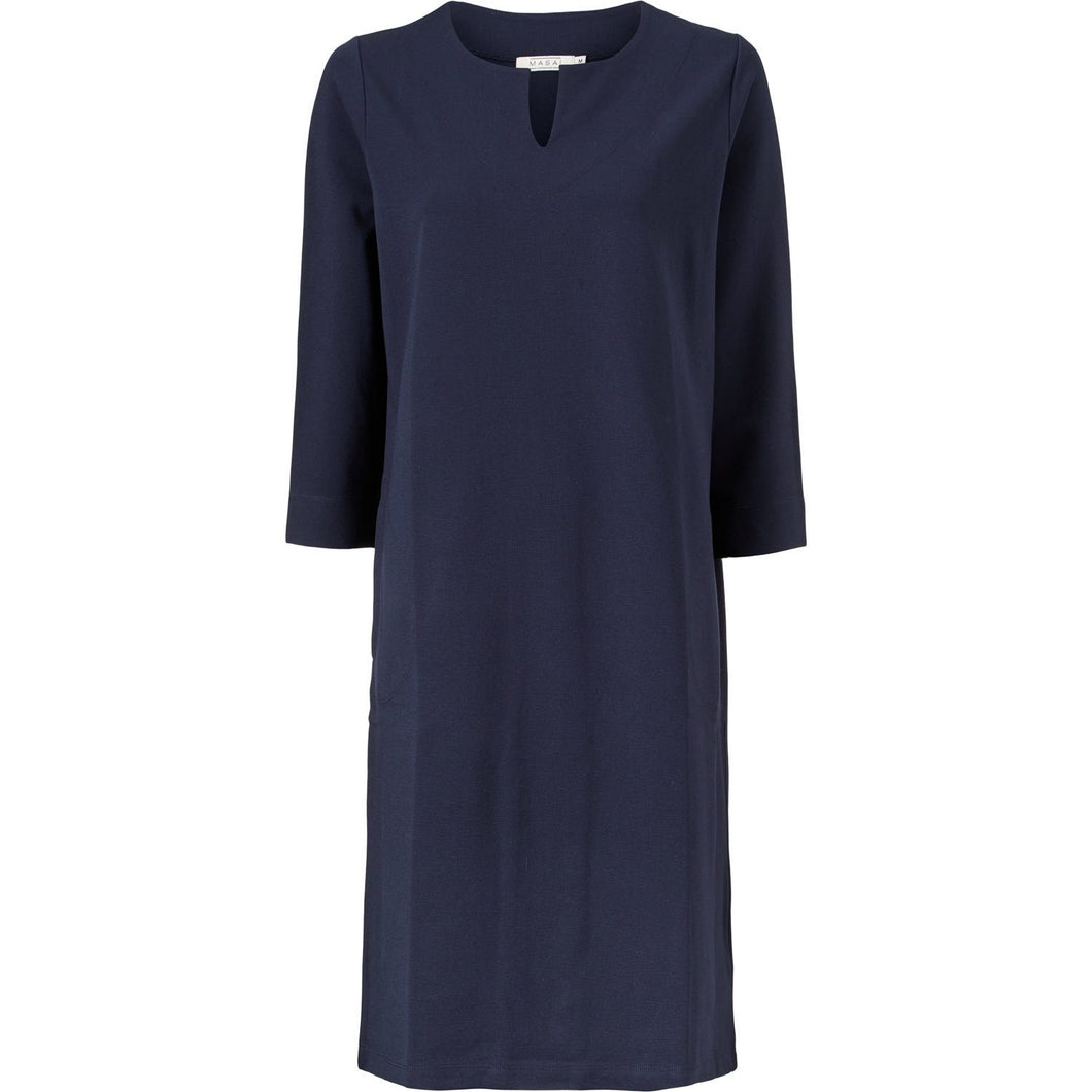 Nikini Classic Dress in Navy - Renaissance Boutiques Ireland