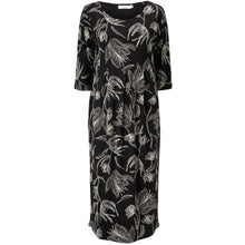 Load image into Gallery viewer, Nima Dress in Black Floral - Renaissance Boutiques Ireland