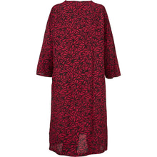 Load image into Gallery viewer, Nonie 3/4 sleeve Dress in Red - Renaissance Boutiques Ireland