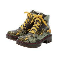 Load image into Gallery viewer, Snake Print Boot with Chunky Sole - Renaissance Boutiques Ireland