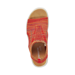 Stretch Sandal in Rainbow Sandal Remonte