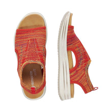 Load image into Gallery viewer, Stretch Sandal in Rainbow Sandal Remonte
