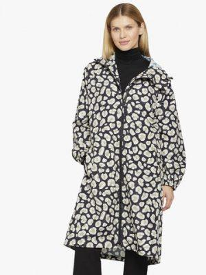 Trina Oversize Rain-Coat in Roast Cashew Coat Masai