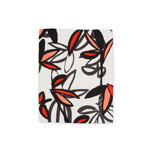 Viscose Scarf in Abstract Valient Poppy Scarf Masai