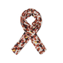 Load image into Gallery viewer, Viscose Scarf in Peach Blossom Mix Scarf Masai