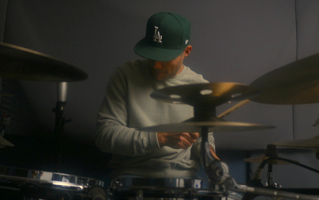 5 exercises to play faster on the drums