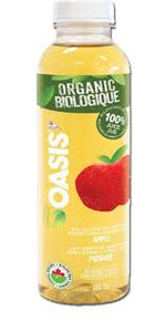 OASIS Organic - Apple Juice (355ml)