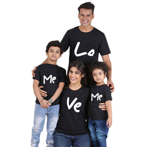 Love Me Design Family Matching Outfits
