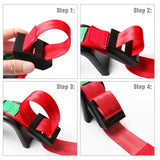 Pregnancy Safe Seat Belt