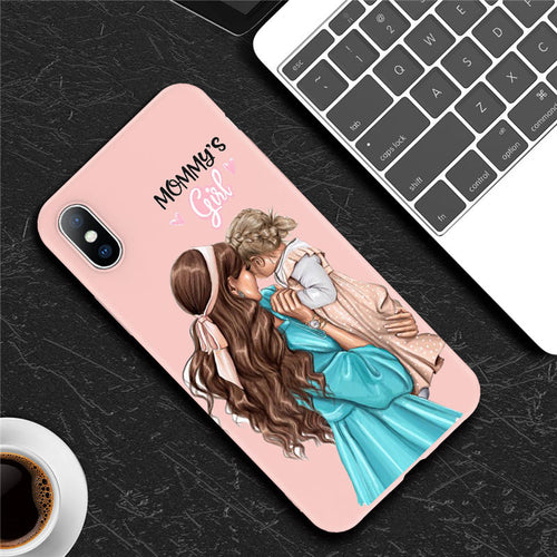 Mommy's Girl - iPhone Case