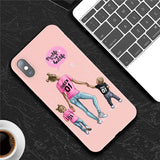 """Mom Life is the Best Life"" Phone case"